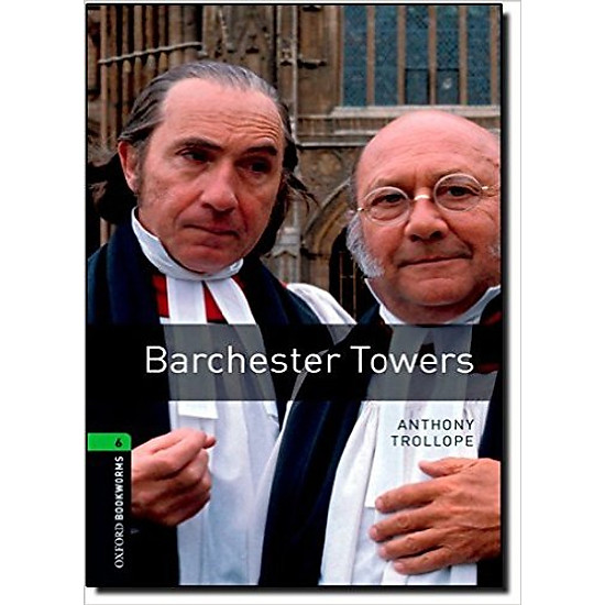OBWL 3E Level 6: Barchester Towers – Paperback