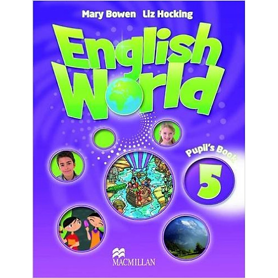 English World 5: Pupil Book - Paperback