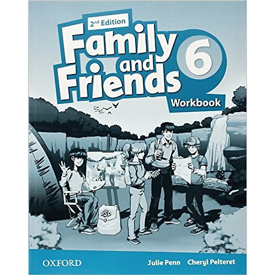 [Download Sách] Family And Friends (Bre) (1 Ed.) 6: Workbook