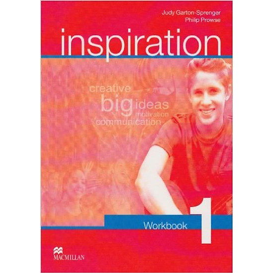 Inspiration 1: Activity Book – Paperback