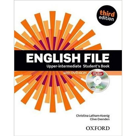 English File (3 Ed.) Upper-Inter: Student Book With ITutor Pack - Paperback
