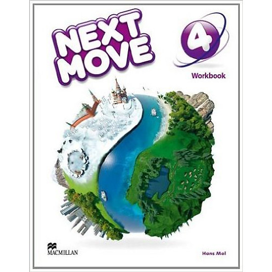 Next Move 4: Workbook – Paperback