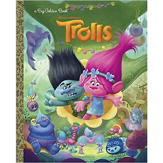 Trolls – Big Golden Book