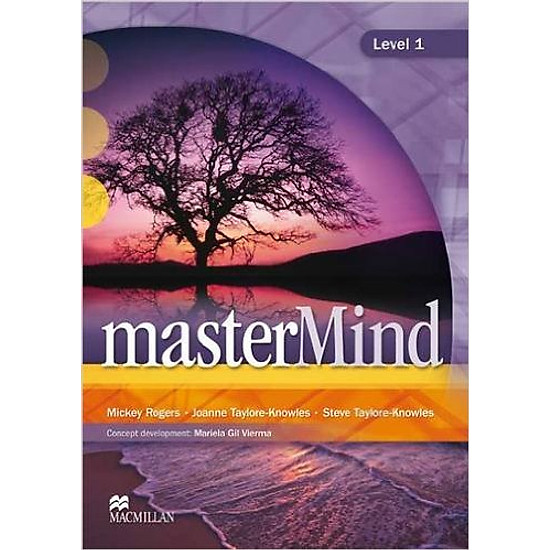 MasterMind 1: Student Book – Paperback