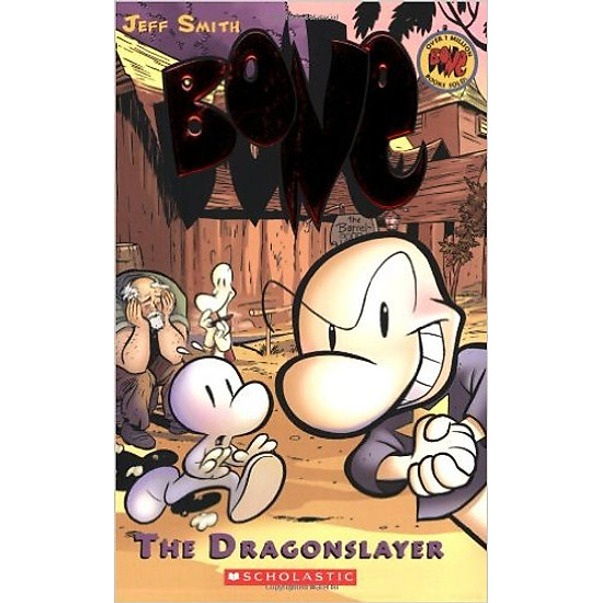 Bone #04: The Dragonslayer – Paperback