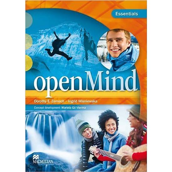 OpenMind Essentials: Student Book With Workbook – Paperback