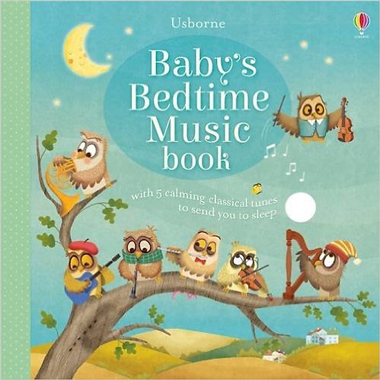 [Download Sách] Baby's Bedtime Music Book