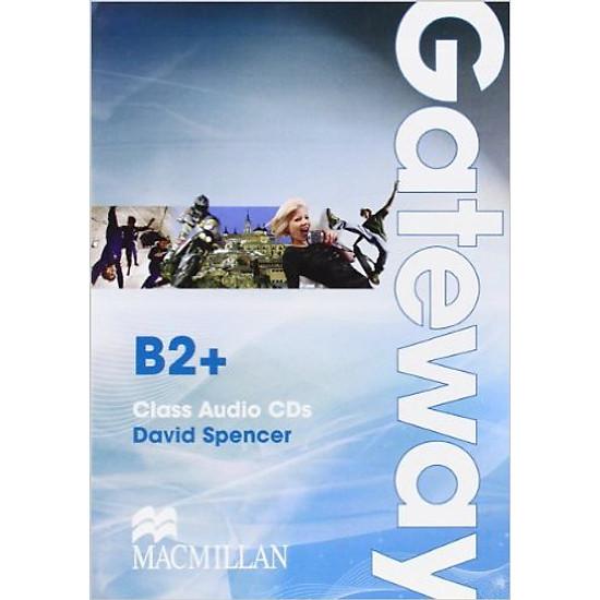 Gateway B2+: Class Audio CD – Audiobook