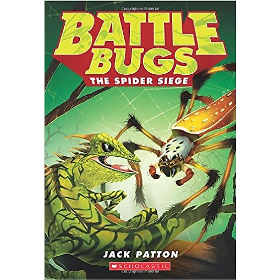 [Download Sách] Battle Bugs 2: The Spider Siege