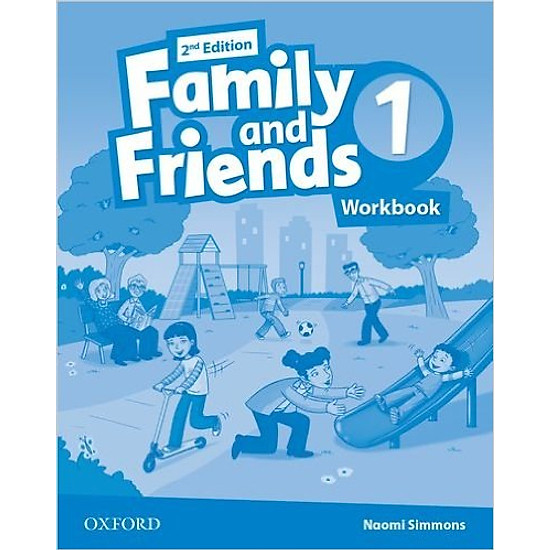 Family & Friends (2 Ed.) 1: Workbook – Paperback