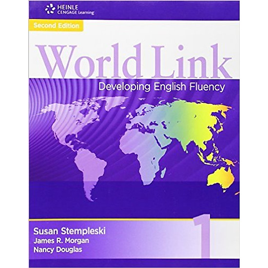 World Link (2 Ed.) 1: Student Book Without CD – Paperback
