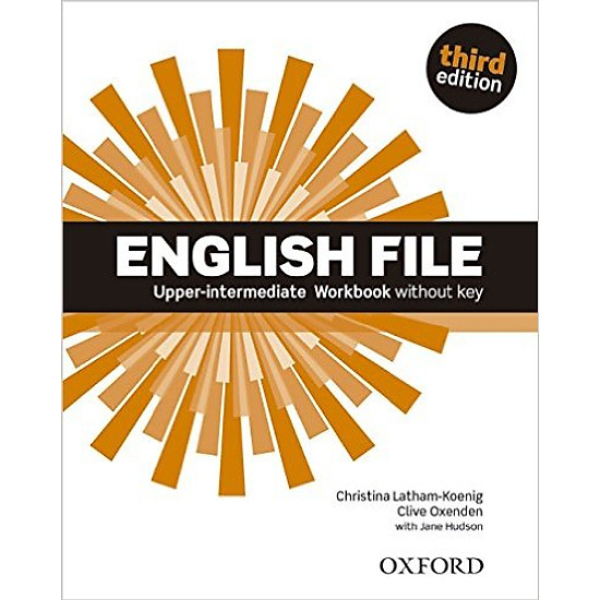 [Download Sách] English File (3 Ed.) Upper-Inter: Workbook Without Key - Paperback