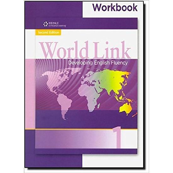 World Link (2 Ed.) 1: Workbook – Paperback