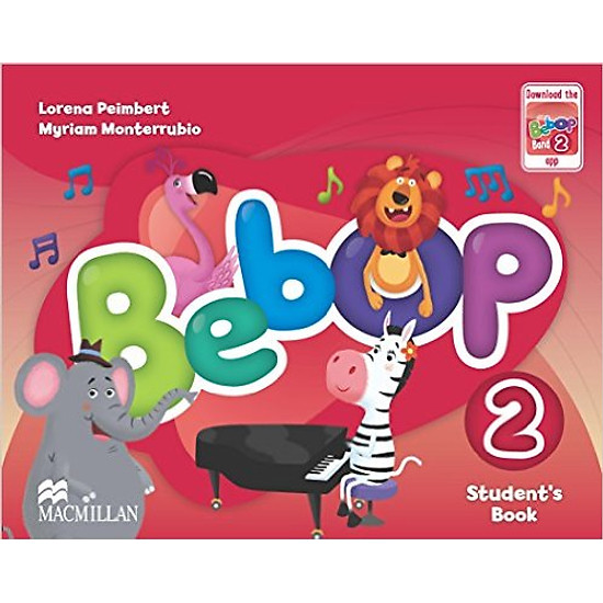 Bebop 2: Student Book With App – Paperback