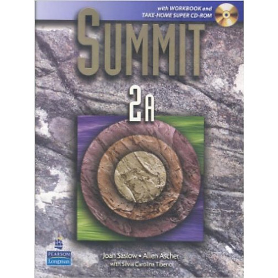 Summit 2A: Workbook & Super CD-Rom – Paperback