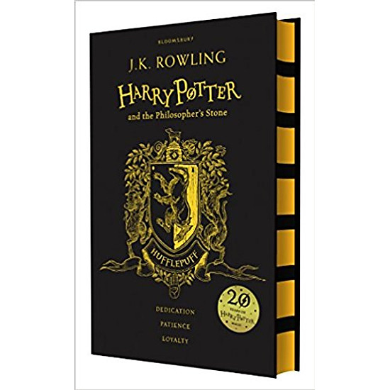 Harry Potter And The Philosopher's Stone – Hufflepuff Edition - HC