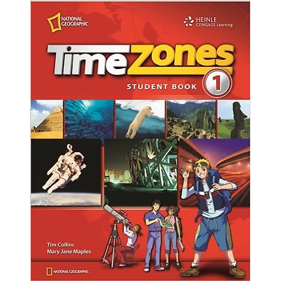 Time Zones 1: Student Book – Paperback