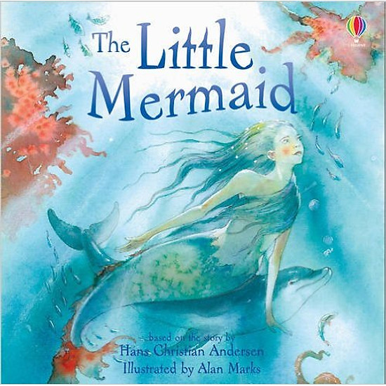 The Little Mermaid - EBOOK/PDF/PRC/EPUB