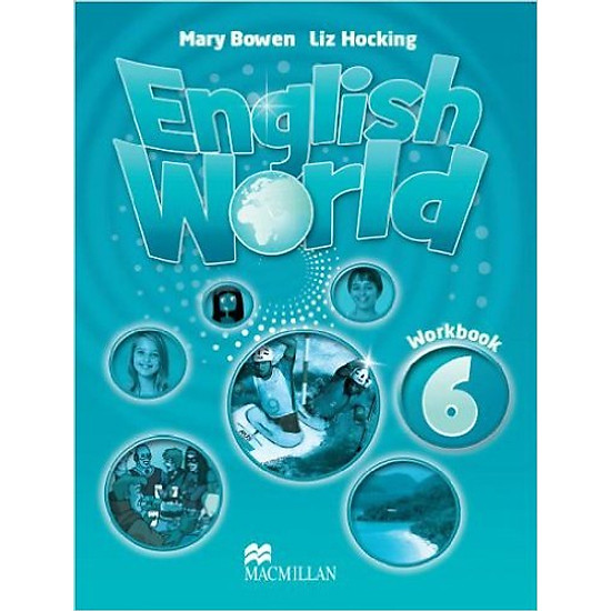[Download sách] English World 6: Workbook - Paperback
