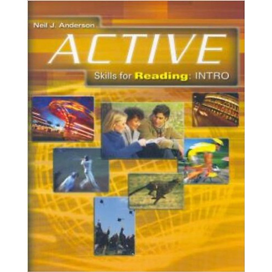 Active Skills For Reading Intro (2 Ed.): Text  – Paperback