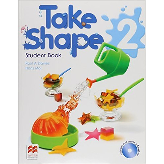 Take Shape 2: Student Book With E-Readers