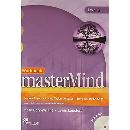 MasterMind 1: Workbook With CD – Paperback