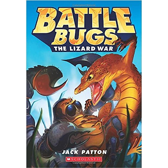 [Download sách] Battle Bugs 1: The Lizard War