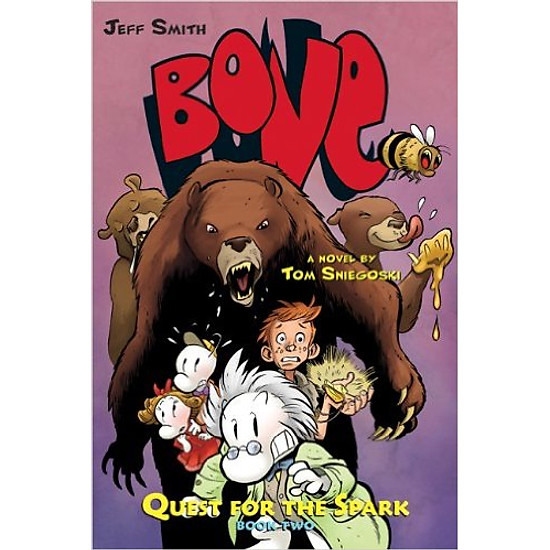 Bone: Quest For The Spark #2 – Paperback
