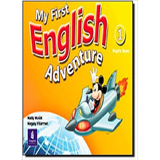 [Download Sách] My First English Adventure 1: Pupils' Book - Paperback