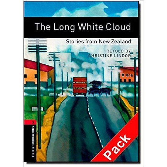 OBWL 3: The Long White Cloud – Stories From New Zealand Audio CD Pack – Paperback