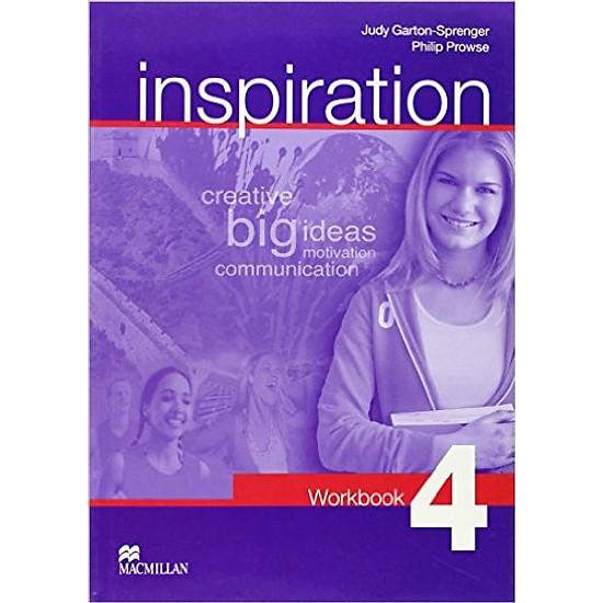 Inspiration 4: Activity Book – Paperback