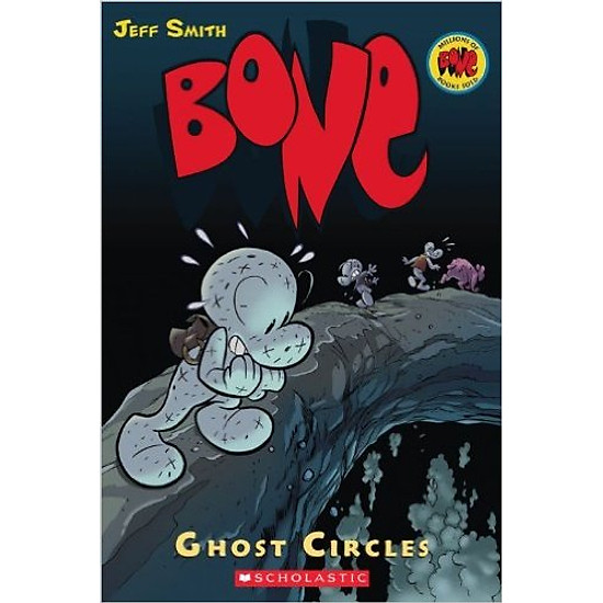 Bone #07: Ghost Circles – Paperback
