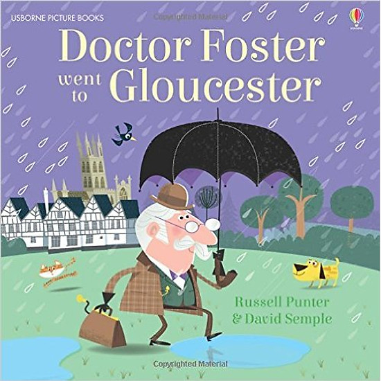 [Download Sách] Doctor Foster Went To Gloucester