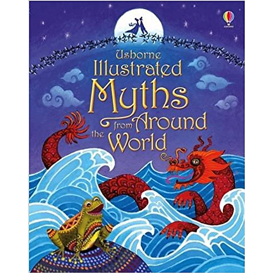 [Download sách] Illustrated Myths From Around The World