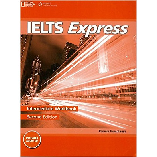 IELTS Express (2 Ed.) Inter: Workbook With Audio – Paperback