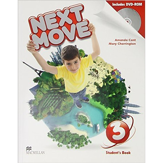 Next Move 3: Student Book With DVD-ROM – Paperback