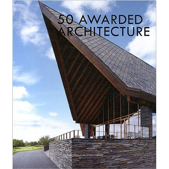 50 Awarded Architecture – Hardcover
