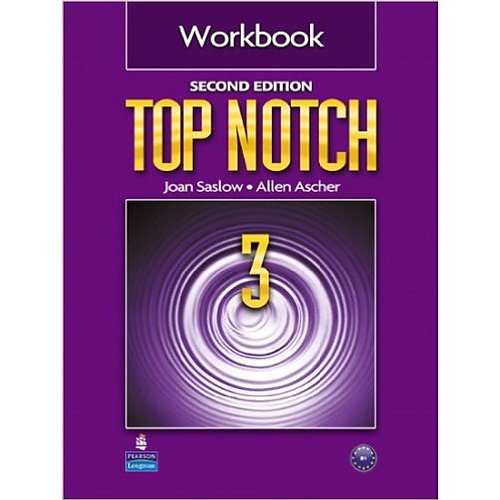Top Notch (2 Ed.) 3 : Workbook – Paperback
