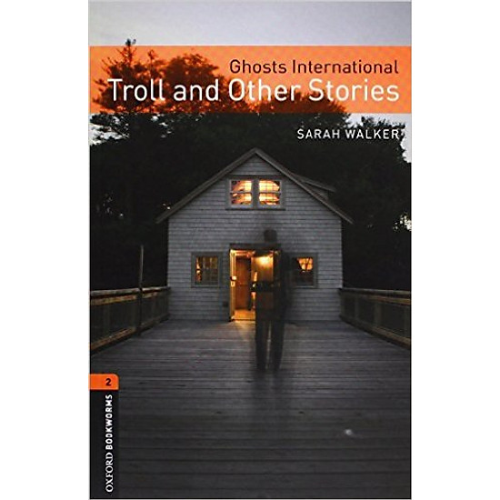 OBWL 2: Ghost International: Troll And Other Stories Audio Pack MP3 Pack – Paperback