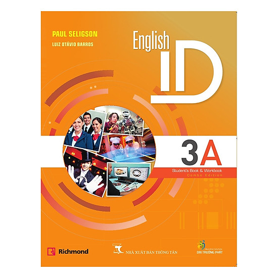 English ID 3A Student's Book With ECC
