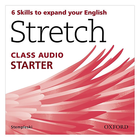 [Download Sách] Stretch Starter: Class Audio CDs (3)