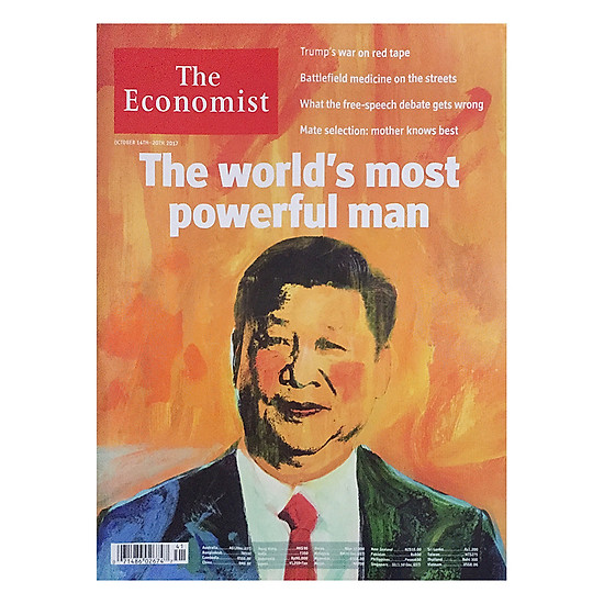 [Download sách] The Economist: The World's Most Powerful Man - 41