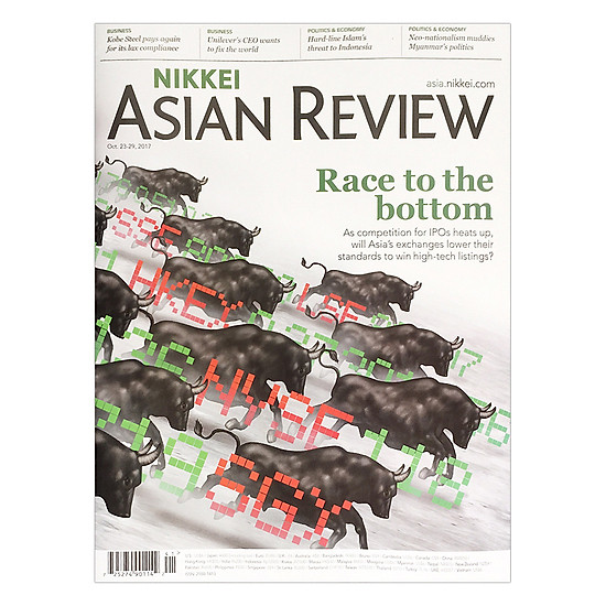 [Download sách] Nikkei Asian Review: Race To The Bottom 41