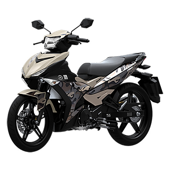 Xe Máy Yamaha Exciter 150 Limited - Camo