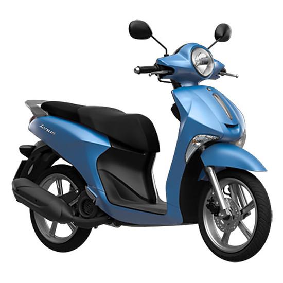Xe Máy Yamaha Janus Standard 2017 - Xanh Ngọc