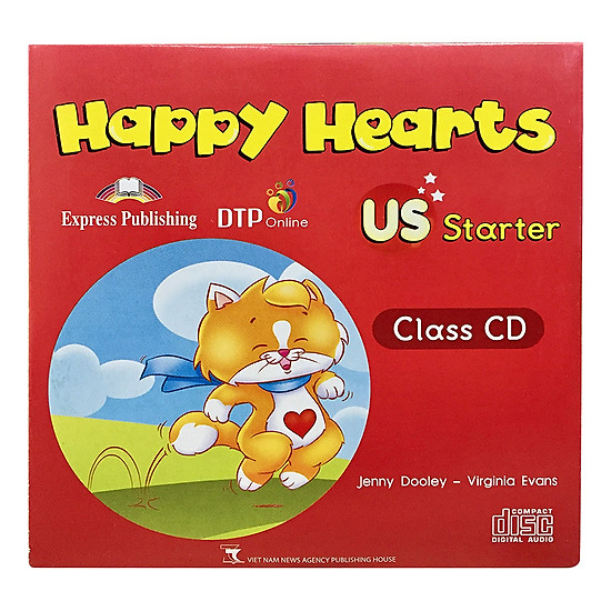 Happy Hearts US 0 CD