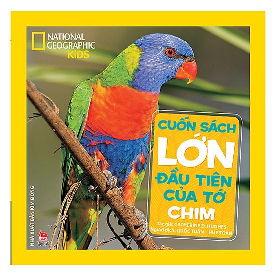 [Download Sách] Cuốn Sách Lớn Đầu Tiên Của Tớ: Chim
