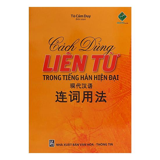 Các Dùng Liên Từ Trong Tiếng Hán Hiện Đại