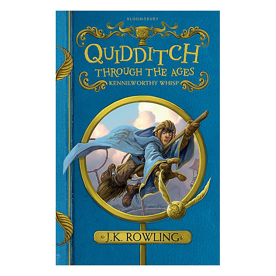 Harry Potter - Quidditch Through The Ages