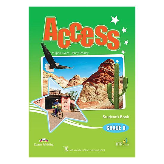[Download Sách] Access Grade 8 Class CDs